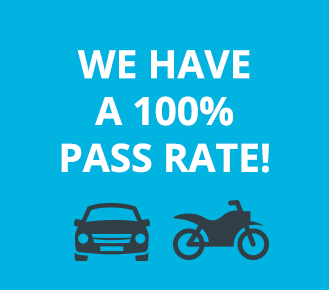 100% pass rate!
